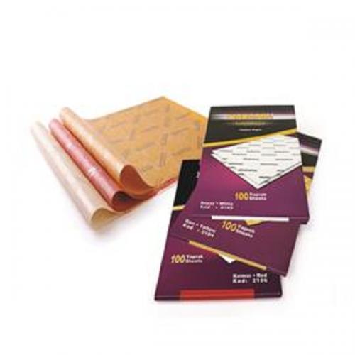 Monopol Karbon Kağıdı 100 LÜ A3 Siyah 3110