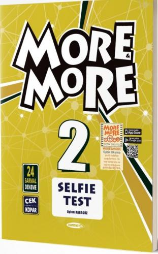 2.Sınıf More and More Selfie Test 2020