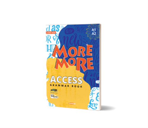 More&More English Access Grammar Book A1-A2