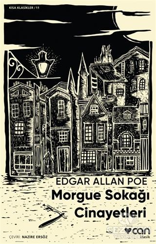 Morgue Sokağı Cinayetleri (Kısa Klasik)