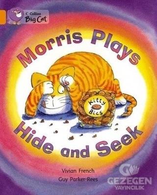 Morris Plays Hide and Seek