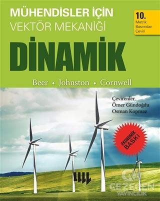 Mühendisler için Vektör Mekaniği Dinamik (Ekonomik Baskı)