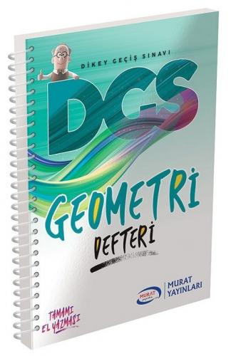 Murat 2020 DGS Geometri Defteri Murat Yayınları