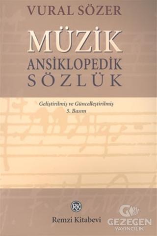 Müzik Ansiklopedik Sözlük