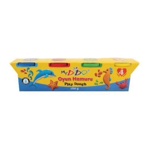 My Dido Oyun Hamuru 160 GR 4 Renk MY254