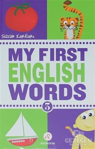 My First English Words 3 (Sözcük Kartları)