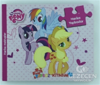 My Little Pony - Neşeli Yapboz Kitabım