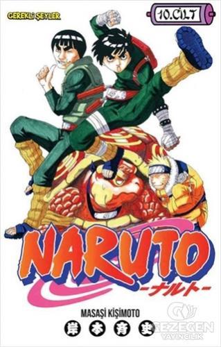 Naruto 10. Cilt