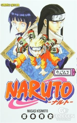 Naruto 9. Cilt