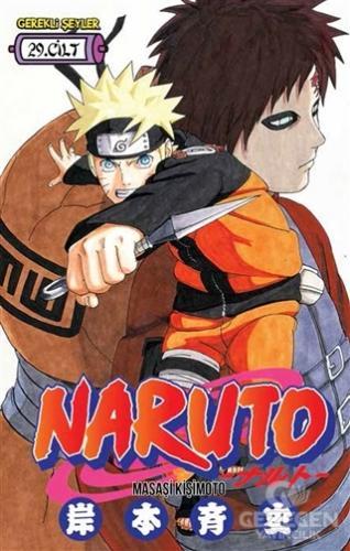 Naruto Cilt: 29 - Kakaşi İtaçi'ye Karşı
