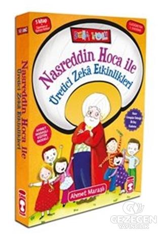 Nasreddin Hoca ile Üretici Zeka Teknikleri (5 Kitap Takım)