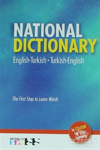 National Dictionary English-Turkish / Turkish-English