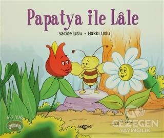 Neşeli Okuma Dizisi 1 :  Papatya ile Lale
