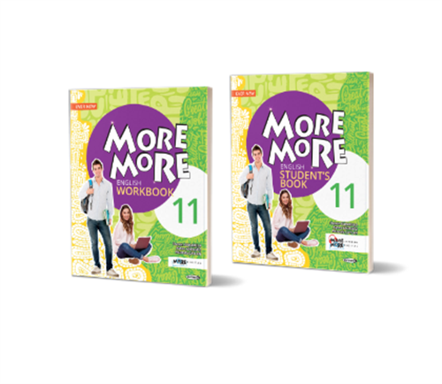 New More&More English 11 Student'S Book + Workbook