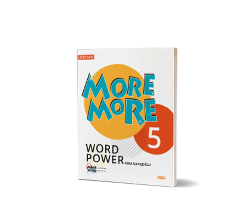 New More&More English 5 Word Power (Kelime Bankası)