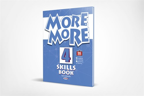 New More&More English Skills Book 4