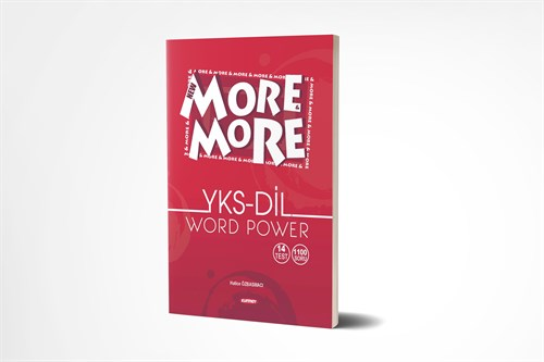 New More&More Yks-Dil Word Power