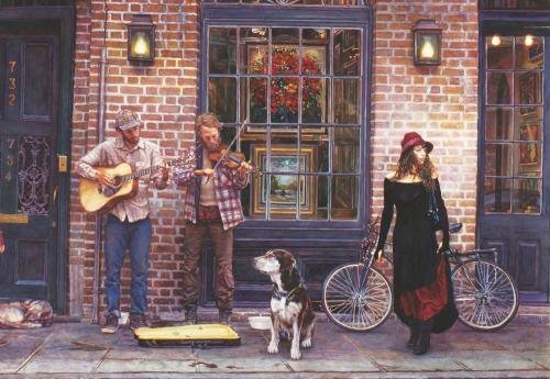 Anatolian New Orleans Ruhu  The Sights And Sounds Of New Orleans 2000 Parça Puzzle - Yapboz