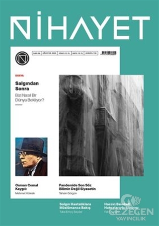 Nihayet Dergisi Sayı: 68 Ağustos 2020