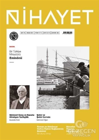 Nihayet Dergisi Sayı: 76 Nisan 2021