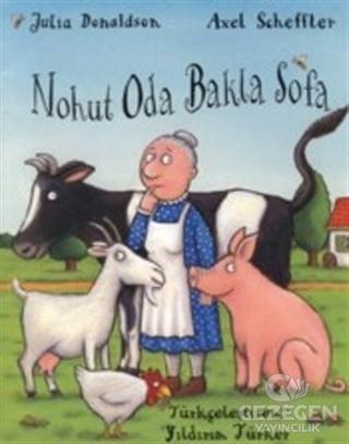 Nohut Oda Bakla Sofa