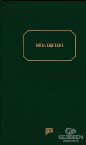 Nota Defteri