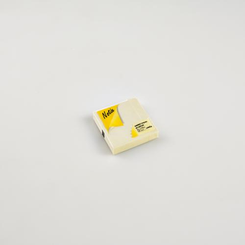 Notix Yapışkanlı Not Kağıdı 100 YP 75x75 Sarı N-PS-7575