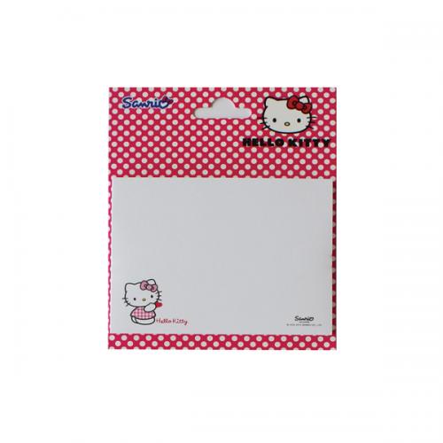 Notix Yapışkanlı Not Kağıdı Hello Kitty 50 YP 100x75 HK-K-10075-FP
