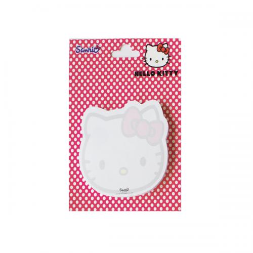 Notix Yapışkanlı Not Kağıdı Hello Kitty Şekilli 50 YP HK-Ş-FP