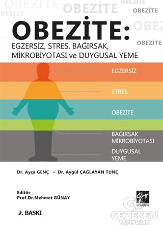 Obezite: Egzersiz, Stres, Bağırsak, Mikrobiyotası ve Duygusal Yeme