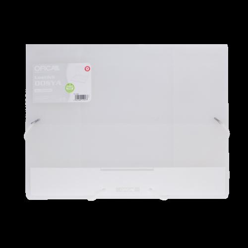 Ofica Lastikli Dosya Beyaz A4 FD-2400