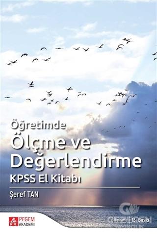 Öğretimde Ölçme ve Değerlendirme KPSS El Kitabı