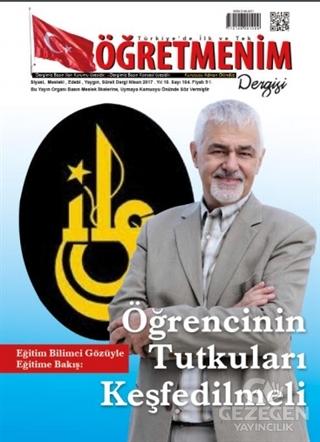 Öğretmenim Dergisi Sayı: 104 Nisan 2017