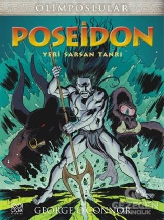 Olimposlular - Poseidon Yeri Sarsan Tanrı