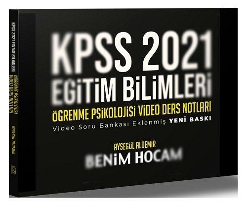 2021 KPSS Eğitim Bilimleri Öğrenme Psikolojisi Video Ders Notları