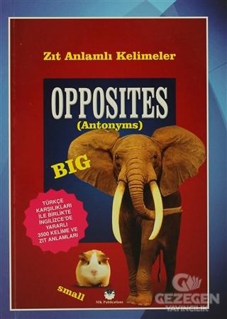 Opposites - Zıt Anlamlı Kelimeler