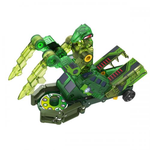 Optımorphs Oyuncak Combat Zıpzıp Dön. Araç&3D 1016831240
