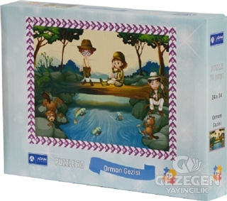 Orman Gezisi Puzzle 70
