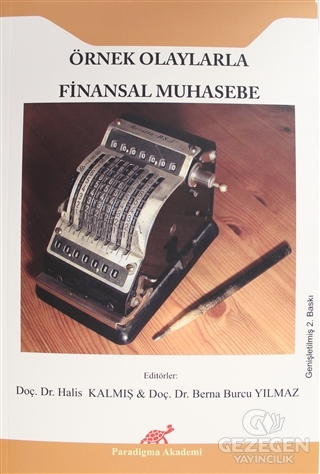 Örnek Olaylarla Finansal Muhasebe (2 Kitap Set)
