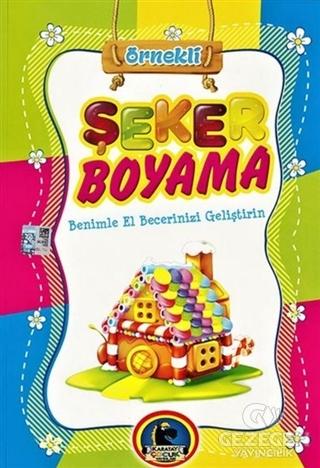 Örnekli Şeker Boyama