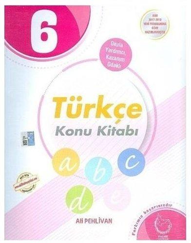 Palme 6. Sınıf Türkçe Konu Kitabı Palme Yayınları