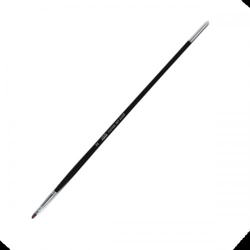 Pebeo Fırça Siyah Sentetik Kedi Dili-Yağlı Ve Akrilik Boya 200KF 2