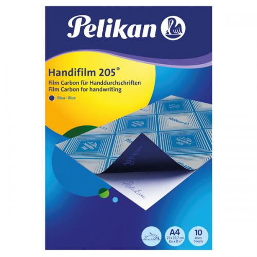 Pelikan Karbon Kağıdı Handifilm A4 Mavi 205