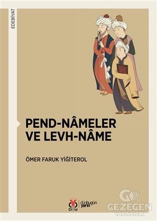 Pend-Nameler ve Levh-Name