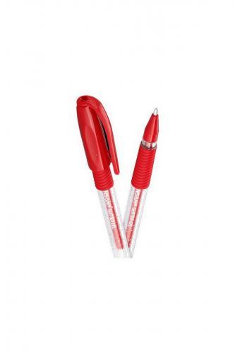 Pensan Tükenmez Kalem Jel Simli 1.0 MM Kırmızı 2280