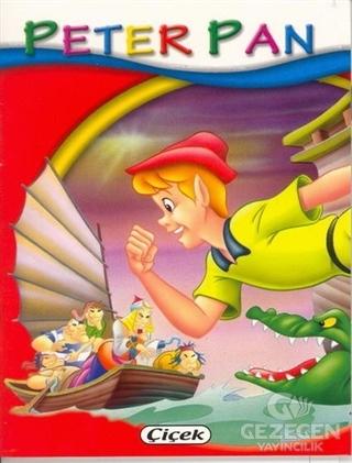 Peter Pan - Minik Kitaplar Dizisi