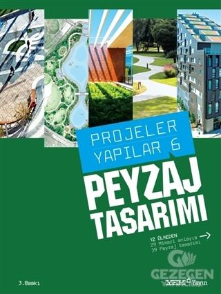 Peyzaj Tasarımı - Projeler Yapılar 6
