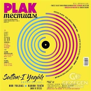 Plak Mecmuası Sayı: 3 Temmuz Ağustos Eylül 2018
