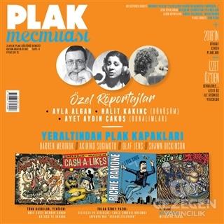 Plak Mecmuası Sayı: 4 Kasım-Aralık-Ocak 2018