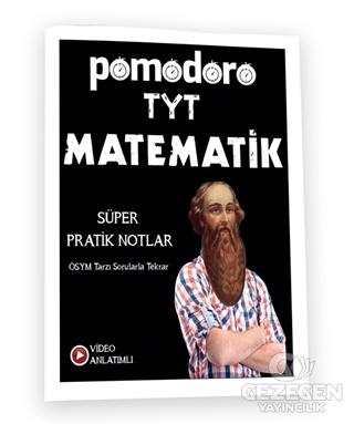 Pomodoro TYT Matematik  Konu Soru Süper Pratik Notlar